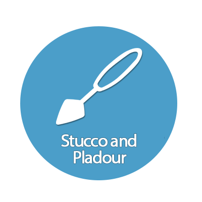 Stucco and Pladour